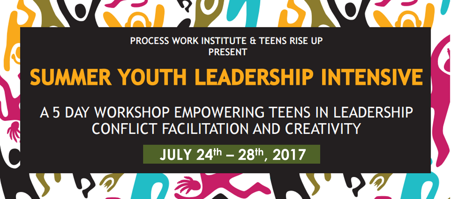 Teen summer leadership